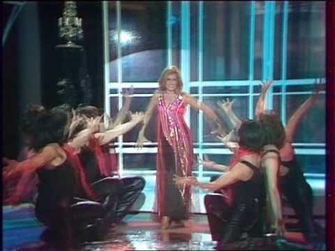 Dalida Dancing To Madonna's Vogue