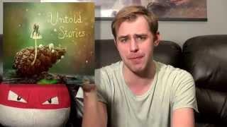Gambar cover Elvya - Untold Stories - Album Review