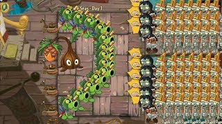 Plants vs Zombies 2 Pirate Seas hack - Sap Fling and Repeater