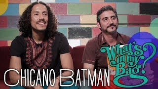 Chicano Batman - What's in My Bag?