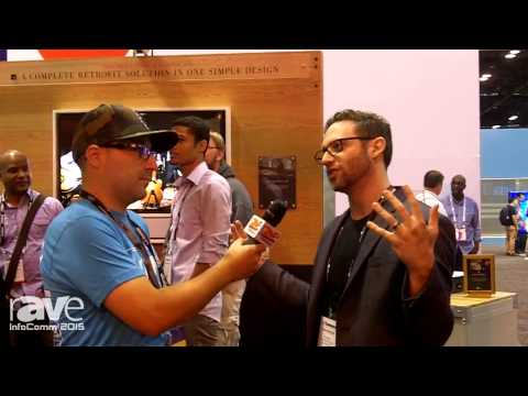 InfoComm 2015: Johnny Mota Speaks With Leon Speakers' Noah Kaplan About Their Custom Audio Solutions