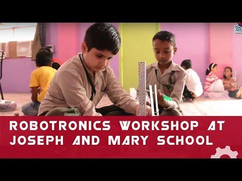 Video : Avishkaar Robotronics Workshop