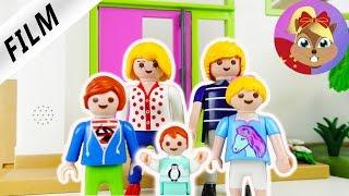 Playmobil 摩比游戏 电影 故事 Film 小朋友 的 一家  家庭 度假 炫酷 豪华 奢华 别墅 展示