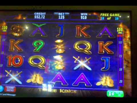 Three Kings Slot Machine