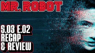 [Mr Robot] Season 3 Episode 2 Recap & Review | eps3.1_undo.gz Breakdown