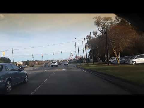 Driving In Greenville N.C.2018