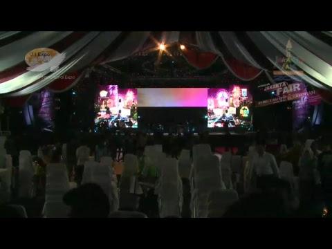 JAKARTA FAIR KEMAYORAN 2018 - OPENING CEREMONY