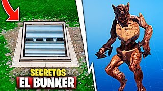 The Bunker Could Open This Season And Design Monster Skin Fortnite Battle Royale