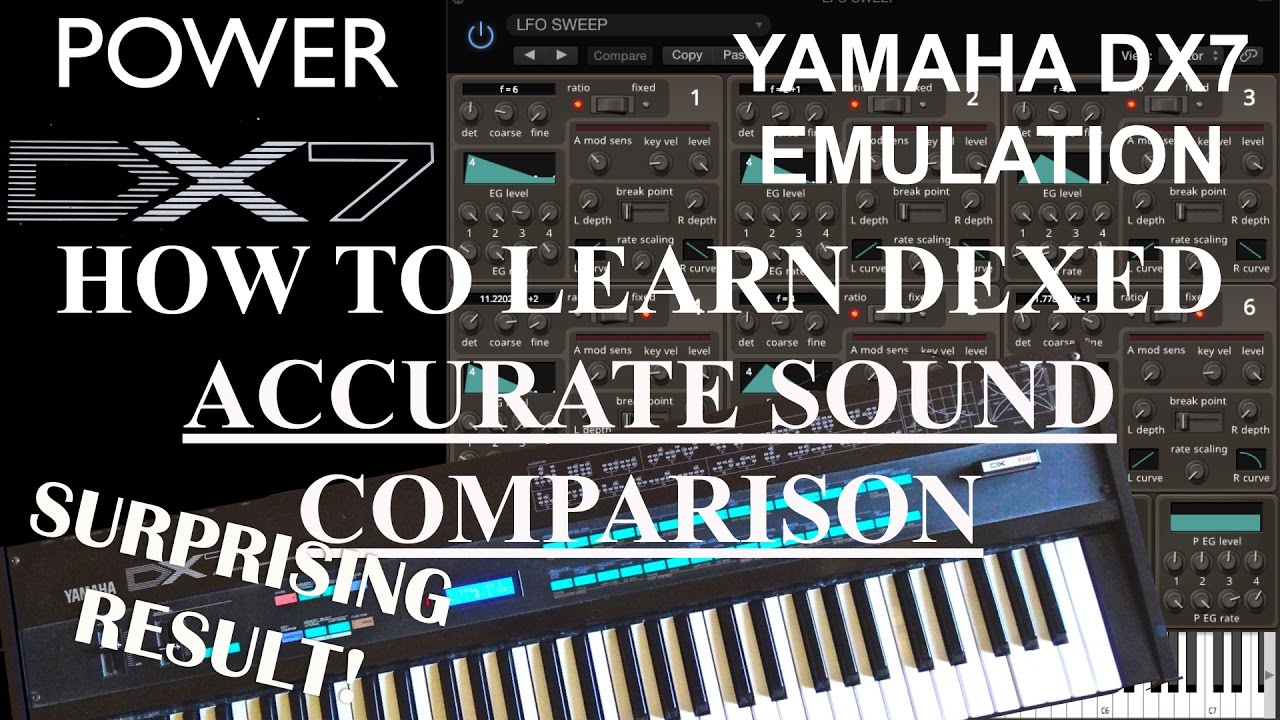MATRIXSYNTH: How To Learn Dexed