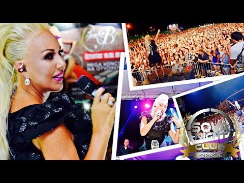 Lepa Brena - Koncert - Sova Night Club - (Orasje, 10.08.2017.)