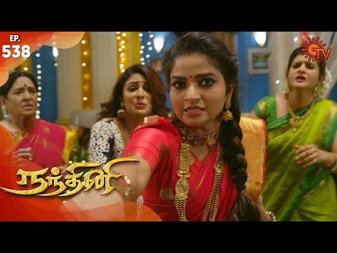 Nandhini - நந்தினி   Episode 538   Sun TV Serial   Super Hit Tamil Serial