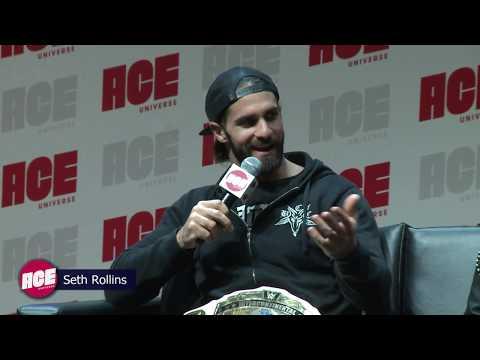 WWE Panel: Seth Rollins, Alexa Bliss And Lilian Garcia