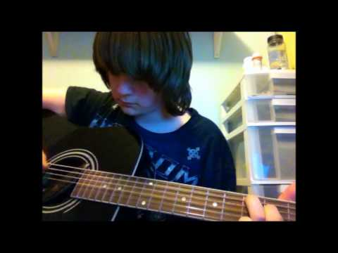 Anadel In the Water guitar cover