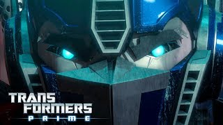 Transformers Prime Season 2 - 'Save Planet Earth' Official Clip