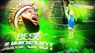 THE LAST BEST JUMPER YOU WILL NEED IN NBA 2K19! BEST JUMPSHOT IN NBA 2K19!