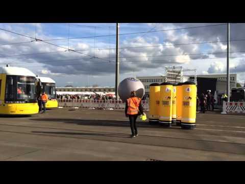 Tram Bowling Berlin