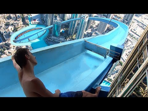 15 Most Terrifying Waterslides in the World