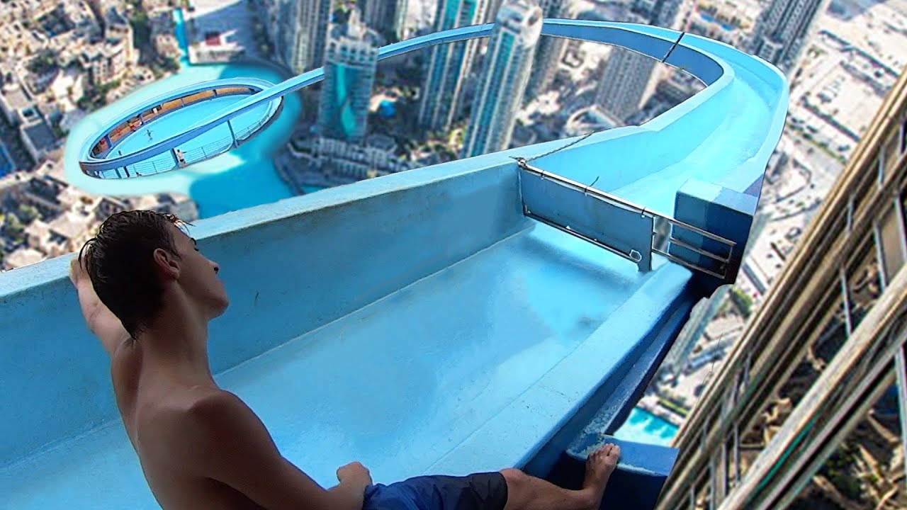 15 Most Terrifying Waterslides In The World Doovi