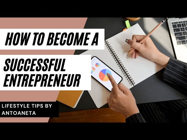 How To Become A Successful Entrepreneur (Tips for Success) #short