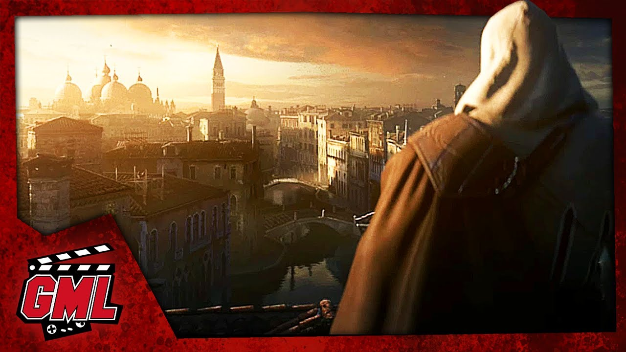 Conosciuto ASSASSIN'S CREED 2 (FR) - YouTube CJ31