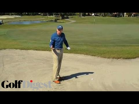 Jim McLean's Tips on Chunking And Running It-Bunker Play-Golf Digest