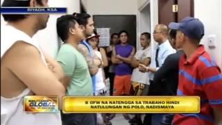bg roland blanco natengga na mga ofws sa riyadh