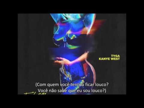 Tyga ft. Kanye West - Feel me (Legendado)