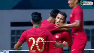 Download Video Indonesia 3-0 Myanmar | Friendly Match 10.10.2018 MP3 3GP MP4
