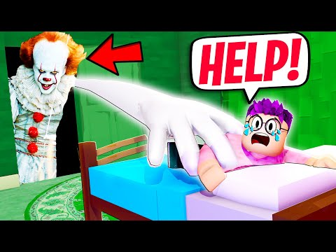 Can We Escape This HAUNTED HORROR HOTEL In ROBLOX?! (IMPOSSIBLE!)