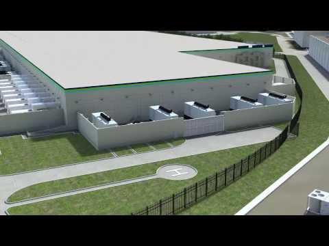CyrusOne Data Centers - Carrollton, Texas, Virtual Tour