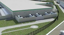 CyrusOne Data Centers - Carrollton, Texas, Virtual Tour