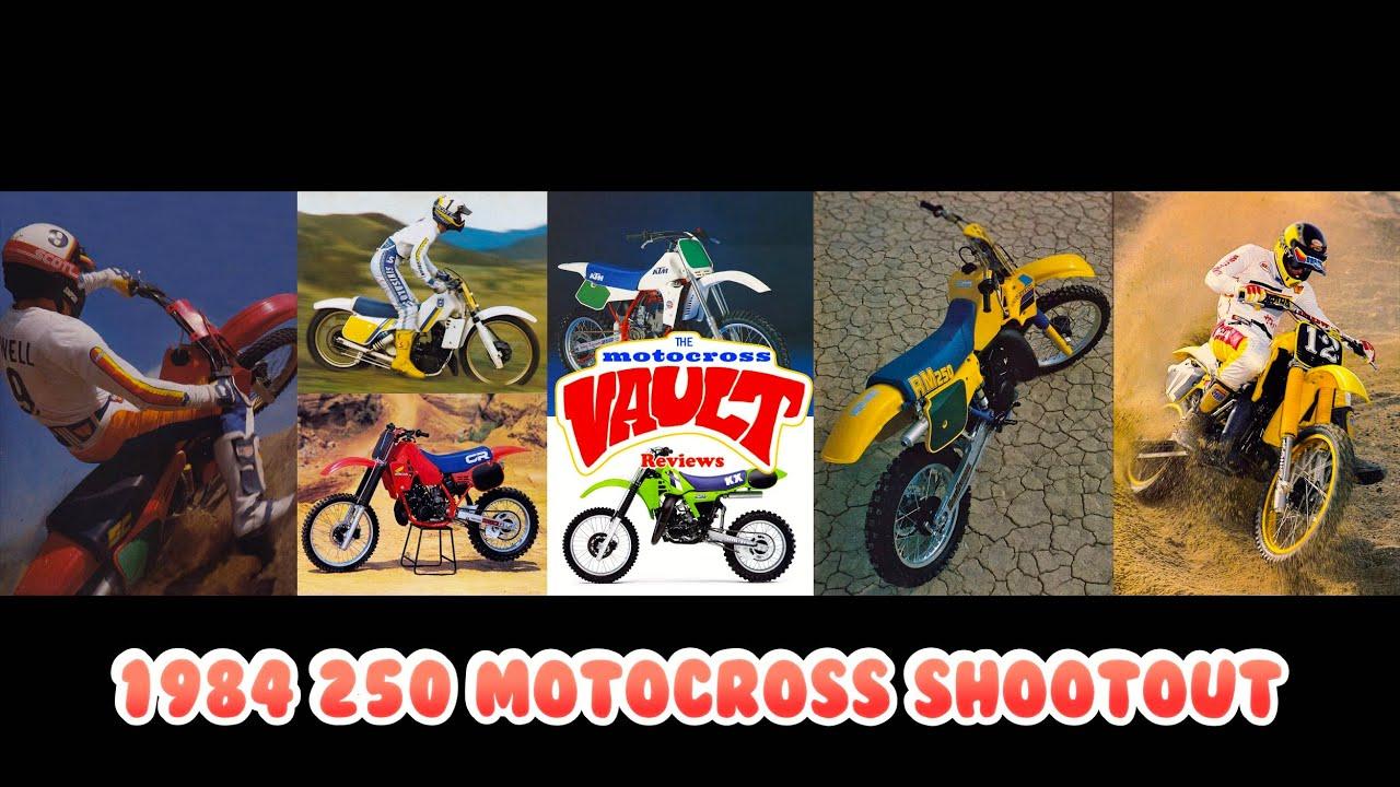 1984 250 Motocross Shootout
