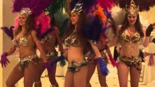 Шоу балет Бомба Бразильский танец с женихом