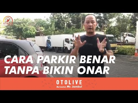 Cara Parkir Benar Tanpa Bikin Onar