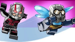 Ant-Man and the Wasp Level Pack - LEGO Marvel Super Heroes 2 DLC
