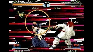 [TAS] The Last Blade 2 - Kojiroh