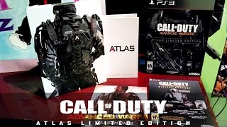 Nuevo Call of Duty Advanced Warfare Atlas Limited Edition - Unboxing Español PS3 Thumbnail
