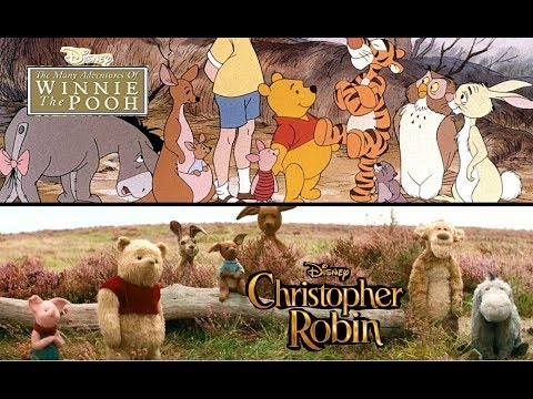"""Winnie The Pooh Theme Song [2018 version] """"Christopher Robin"""" movie"""
