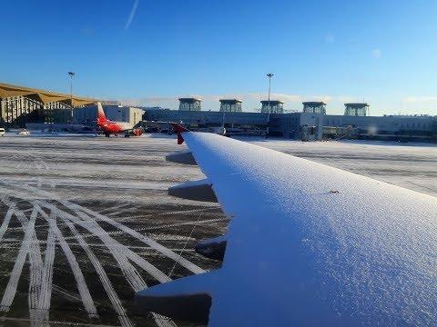 Смотреть Санкт-Петербург - Сочи A320 Red Wings онлайн
