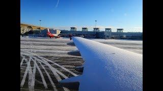 Санкт-Петербург - Сочи A320 Red Wings