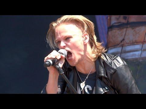 H.E.A.T Live at ROCK FEST Barcelona Highlights HD