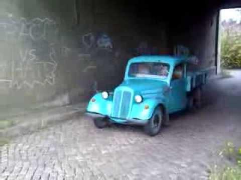DKW F8 Pritschenwagen Baujahr 1940