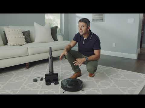 How to set up the Shark ION™ Robot Cleaning System
