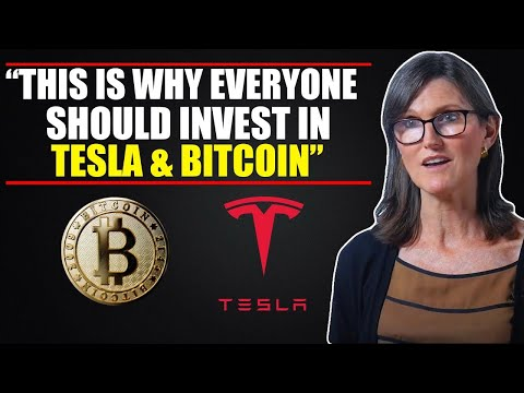Ark's Cathie Wood Talks About Bitcoin , Tesla, EV Market and Crypto | Everything Finance