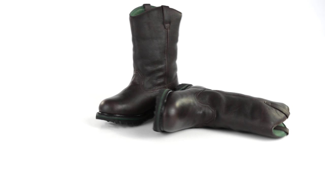 John Deere 12 Quot Wellington Work Boots Waterproof