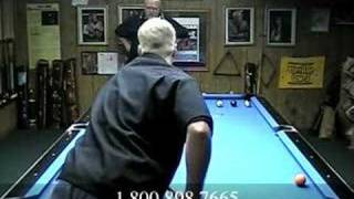 "Bert Kinister Volume 37 - ""The Long Game""  for Pool and Billiard."