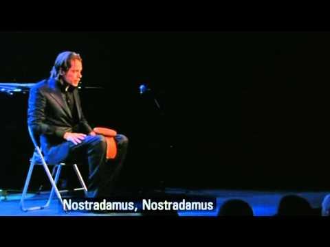 Hans Teeuwen  Nostradamus English