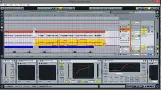 урок как сделать вокальные заикания Vocal Stutter часть 1
