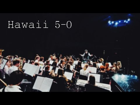 Hawaii Five-0 Theme | Police Symphony Orchestra