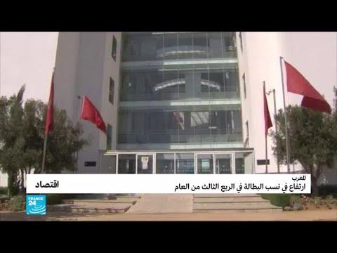 اقتصاد: ارتفاع معدلات البطالة في المغرب  - 13:55-2019 / 11 / 8